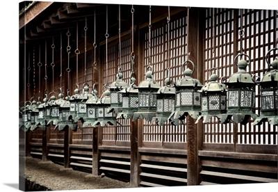 Japan Rising Sun Collection - Sacred Lanterns