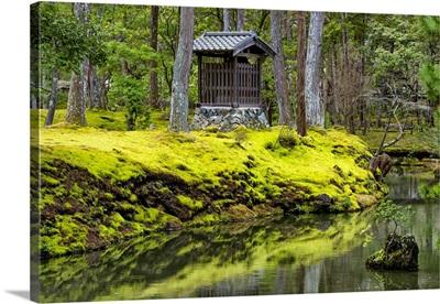 Japan Rising Sun Collection - Saihoji Temple
