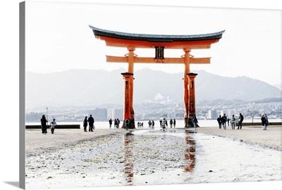 Japan Rising Sun Collection - The Great Torii - Miyajima