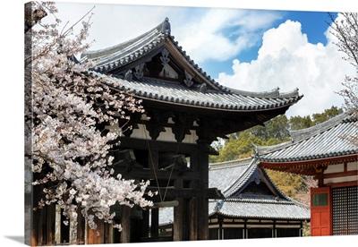Japan Rising Sun Collection - Todai-ji Temple Nara