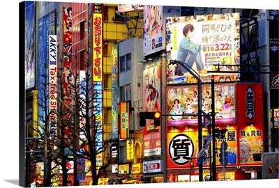 Japan Rising Sun Collection - Tokyo Akihabara