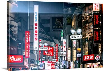 Japan Rising Sun Collection - Tokyo Night