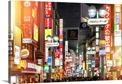Japan Rising Sun Collection - Tokyo Night II