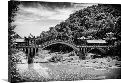 Leshan Giant Buddha Bridge