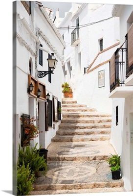 Made in Spain Collection - Mijas White Village