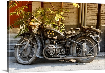 Motorcycle Five Stars