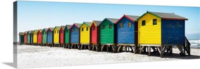 Muizenberg Beach Huts II