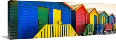 Muizenberg Beach Huts VI