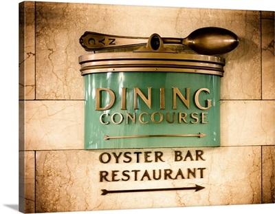 New York City - Dining Concourse