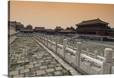 Palace Area of the Forbidden City