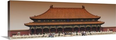 Palace Area of the Forbidden City, Beijing
