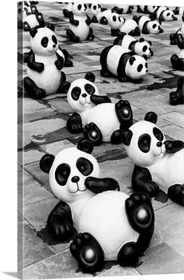Psychedelic Pandas