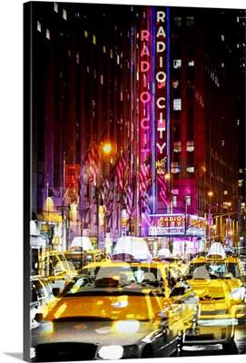 Radio City, New York City - Urban Vibrations Series
