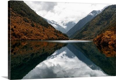 Rhinoceros Lake, Jiuzhaigou National Park