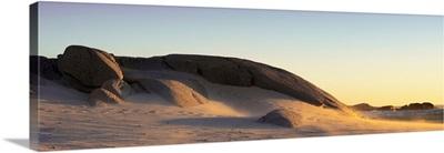 Sand Dune at Sunset II