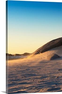 Sand Dune at Sunset III