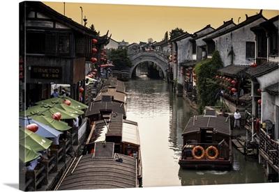 Shantang water Town, Suzhou