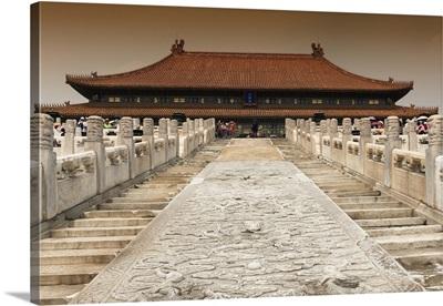 Stairs Forbidden City