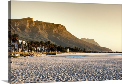 Sunset at Camps Bay - Cape Town