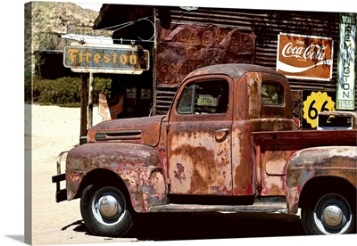Truck, Route 66