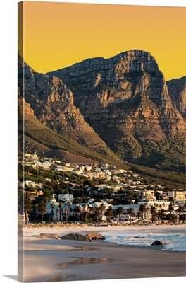 Twelve Apostles Moutains at Sunset - Cape Town II