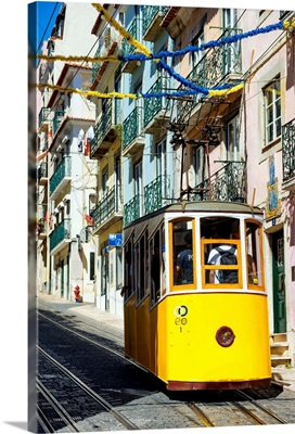 Welcome to Portugal Collection - Bica Elevator Tram in Lisbon