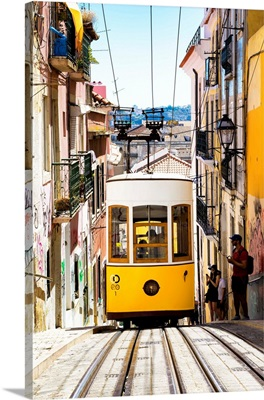 Welcome to Portugal Collection - Bica Yellow Tram