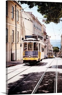 Welcome to Portugal Collection - Moniz Tram 28 Lisbon
