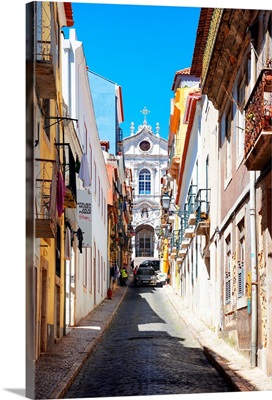 Welcome to Portugal Collection - Old Lisbon Street