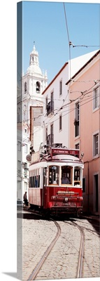 Welcome to Portugal Slim Collection - Red Tram Lisbon