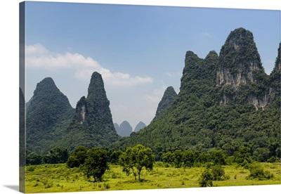 Yangshuo Mountain