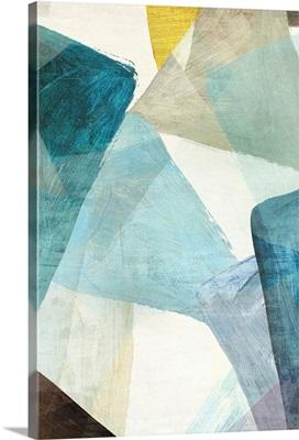 Blue Geometric I