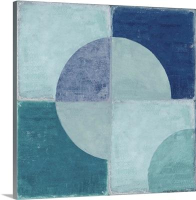 Blue Tiles I