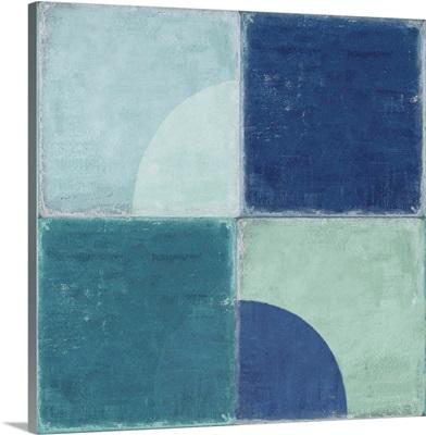 Blue Tiles III