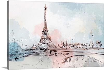 Blushing Paris