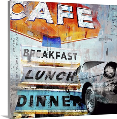 Breakfast Cafe Mini
