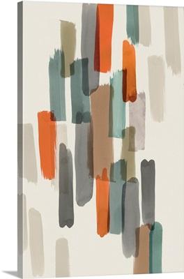 Colourful Brush Strokes II