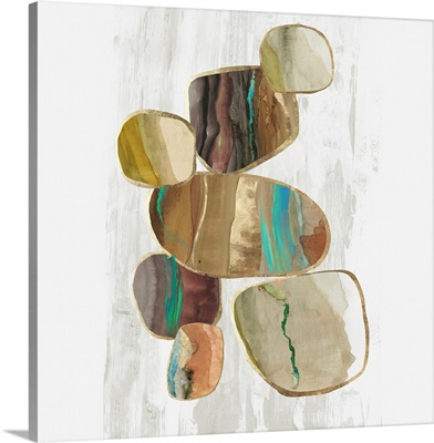 Glided Stones II