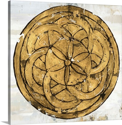 Gold Plate II