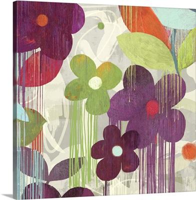Graphitti Flower II