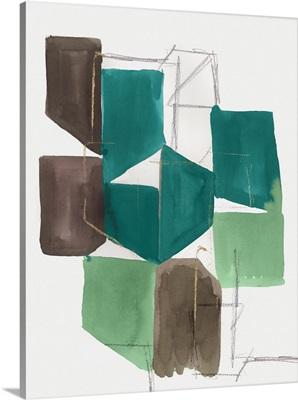 Green Blocks I