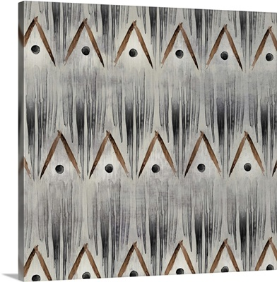 Grey Tribal I