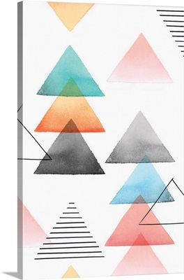 Group of Triangles I