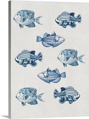 Indigo Fishes