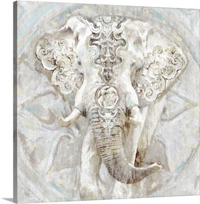 Ivory Elephant I