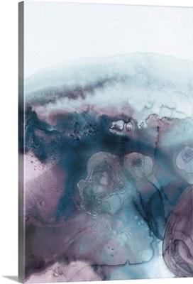 Lavender Bubbles I