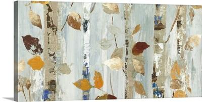 Leaves on Birch