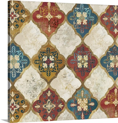 Moroccan Spice Tiles I
