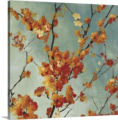 Orange Blossoms I