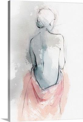 Pastel Woman I